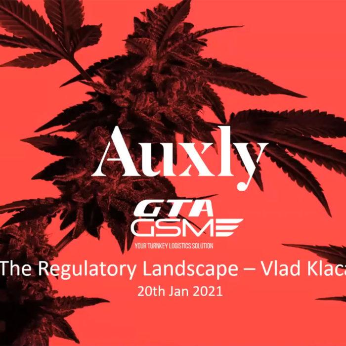 Cannabis Logistics Webinar
